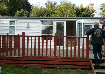 Mobile-home WILLERBY 28/12 P W20018
